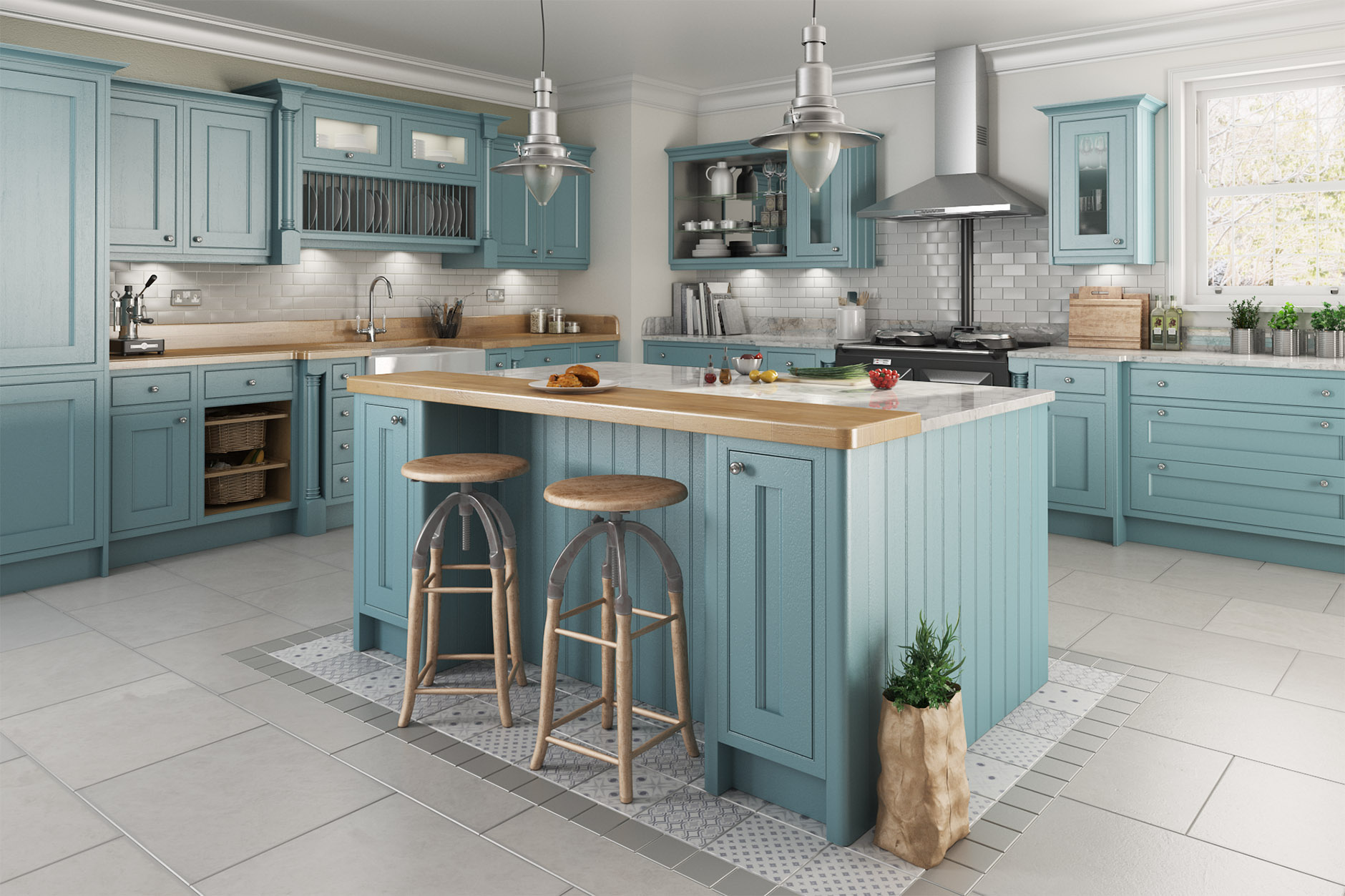 Designer Kitchens Wakefield, West Yorkshire. High Quality Kitchens ...