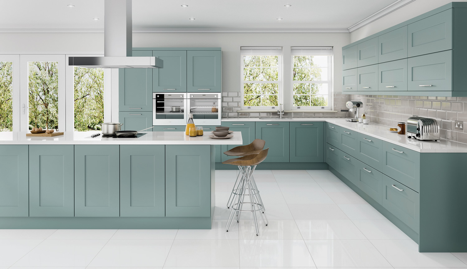 Budget to Designer Kitchens. We have a Kitchen for Every Price Range ...